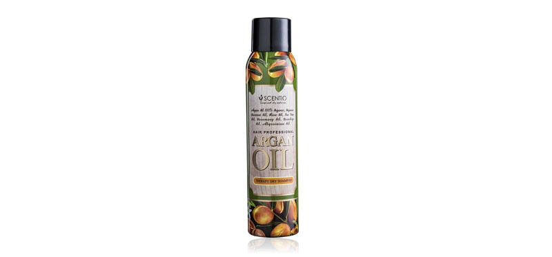 Beauty Buffet Scentio Hair Professional Argan Oil Therapy Dry Shampoo 150ml