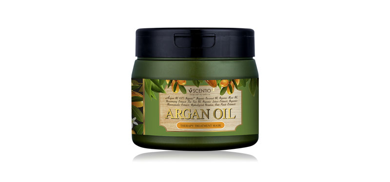 Beauty Buffet Scentio Hair Professional Argan Oil Therapy Treatment Mask 250ml