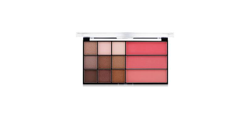 ODBO Beauty Assured Makeup Palette 26.1g OD1029 #02