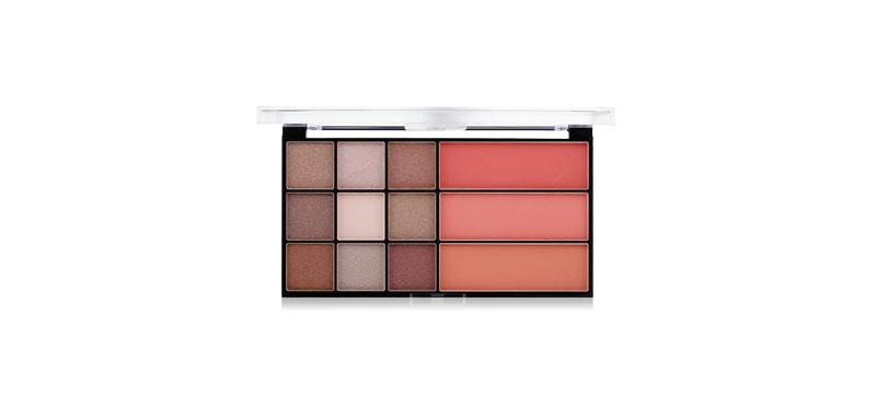 ODBO Beauty Assured Makeup Palette 26.1g OD1029 #04