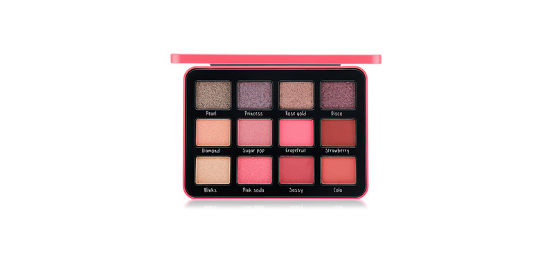 ODBO Oops! Cutest Collection Eyeshadow Palette 14g OD212 #03