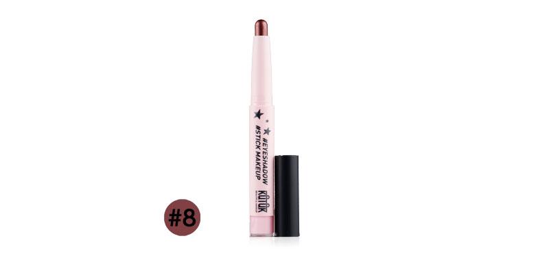 KQTQK Glowworm Eyeshadow Stick 1.4g #8