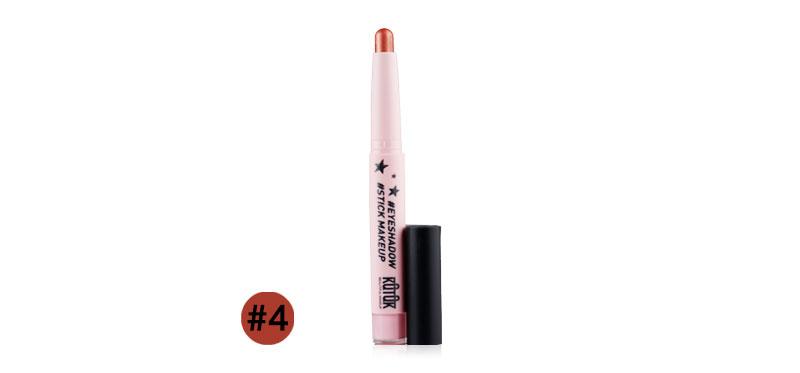 KQTQK Glowworm Eyeshadow Stick 1.4g #4