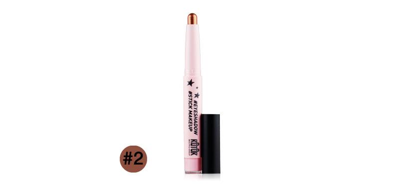 KQTQK Glowworm Eyeshadow Stick 1.4g #2