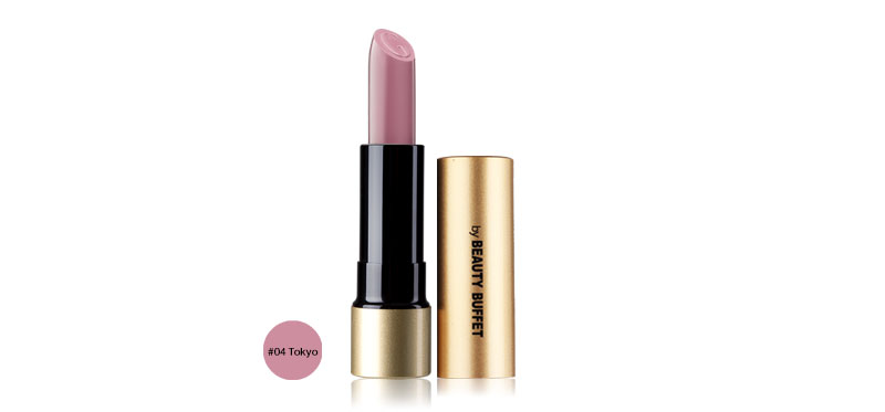 Beauty Buffet GINO McCRAY Prestige Velvet Matte Lipstick 4.5g #04 Tokyo