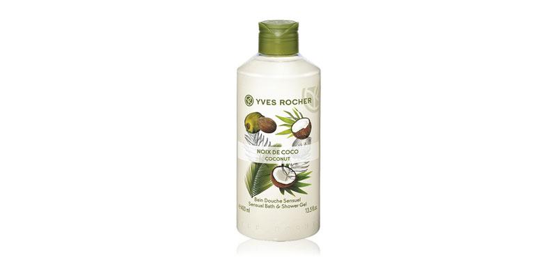 Yves Rocher Sensual Coconut Shower Gel 400ml
