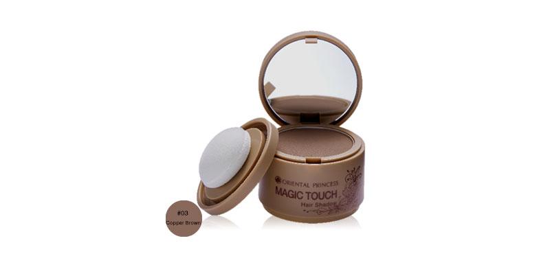 Oriental Princess Magic Touch Hair Shadow 3.5g #03 Copper Brown