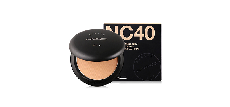 MAC Fix Powder Plus Foundation 15g #NC40