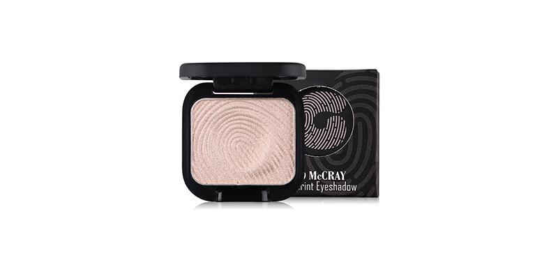 Beauty Buffet GINO McCRAY Fingerprint Eye Shadow 3.5g #02 Cream Rose ( สินค้าหมดอายุ : 2020.10 )