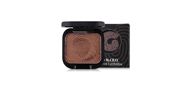 Beauty Buffet GINO McCRAY Fingerprint Eye Shadow 3.5g #09 St John's Wort ( สินค้าหมดอายุ : 2020.11 )