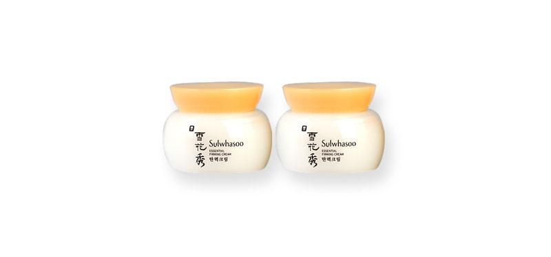 [แพ็คคู่] Sulwhasoo Essential Firming Cream [5ml x 2pcs]