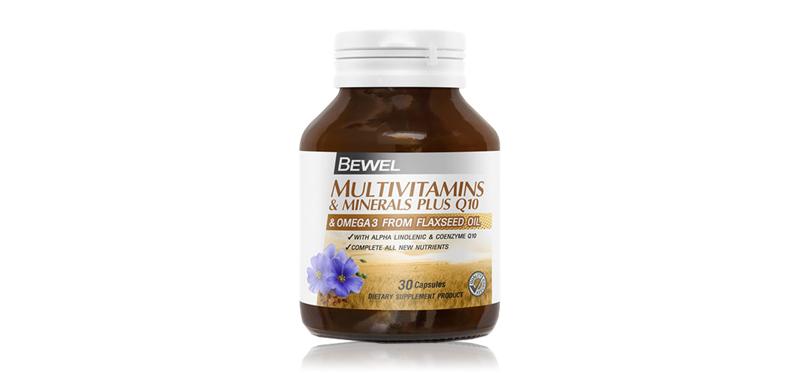 Bewel Multivitamin 30 Capsule