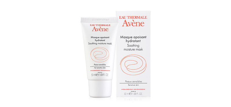 Avene Soothing Moisture Mask 50ml