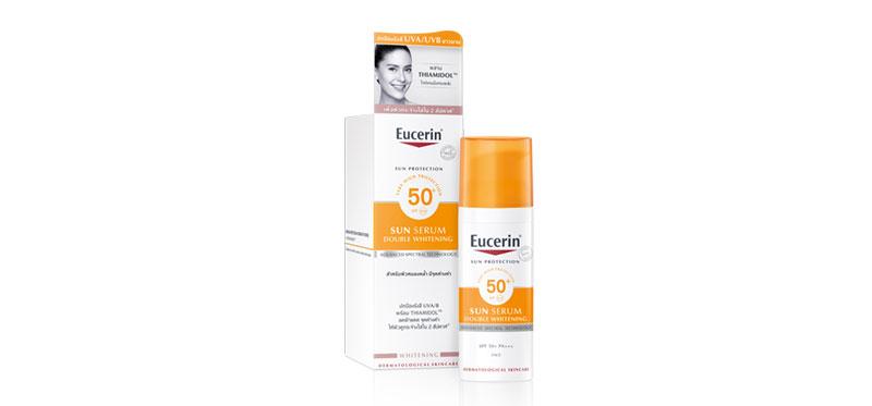 Eucerin Sun Double Whitening Serum SPF50+ 50ml