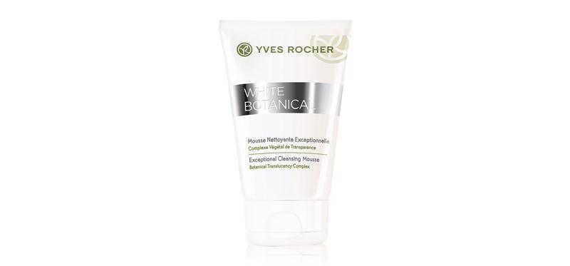 Yves Rocher White Botanical Cleansing Mousse 125ml