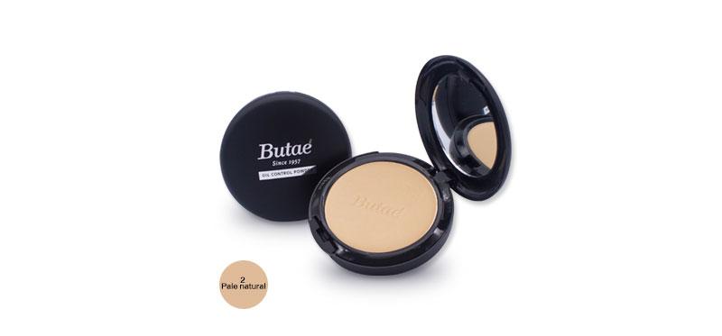 Butae Oil Control Powder 17g #2 Pale Natural