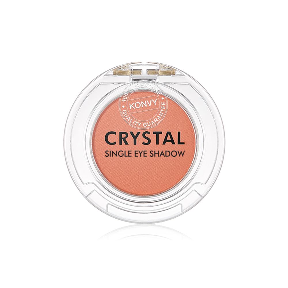 Tonymoly Crystal Single Eye Shadow 1.5g #M04 Shy Apricot