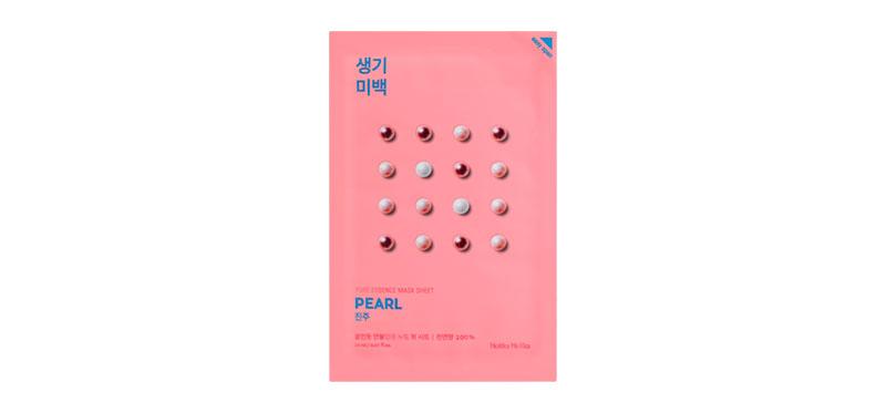 Holika Holika Pure Essence Mask Sheet 20ml #Pearl