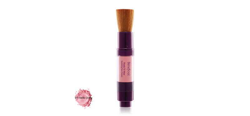 Oriental Princess Beneficial Ready To Wear Nourishing Face Colours 5g #01 Hello Dolly