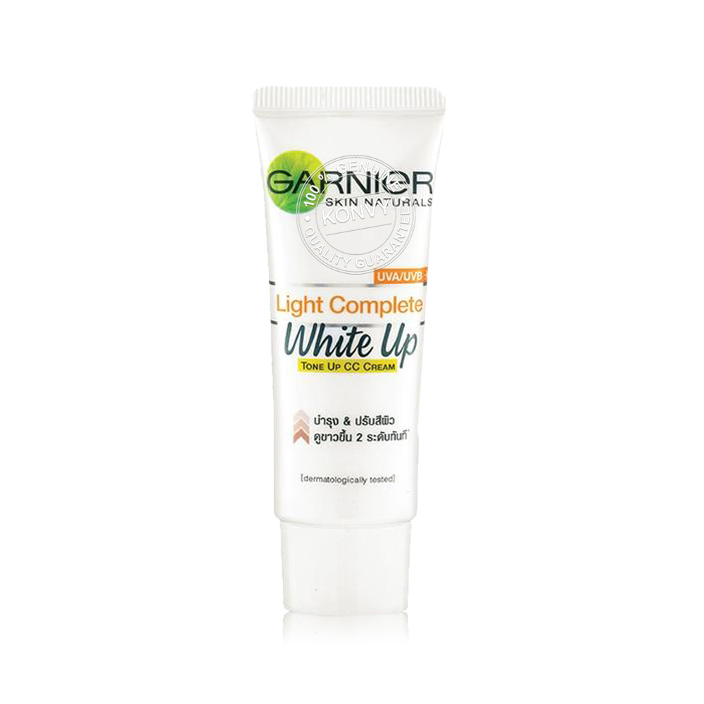Garnier Skin Naturals Light Complete White Up Tone Up CC Cream 15ml