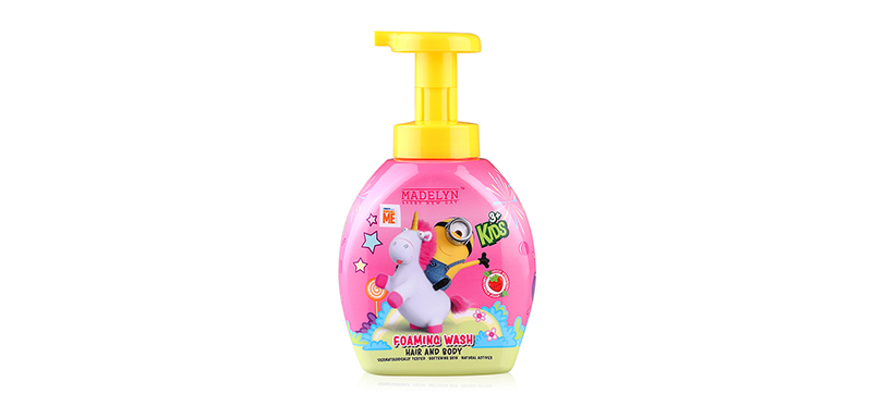 Madelyn Minion Foaming Wash Strawberry 350ml