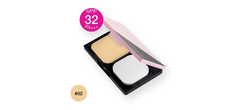 Maybelline New York Clear Smooth All In One SPF32/PA+++ #02 Nude Beige