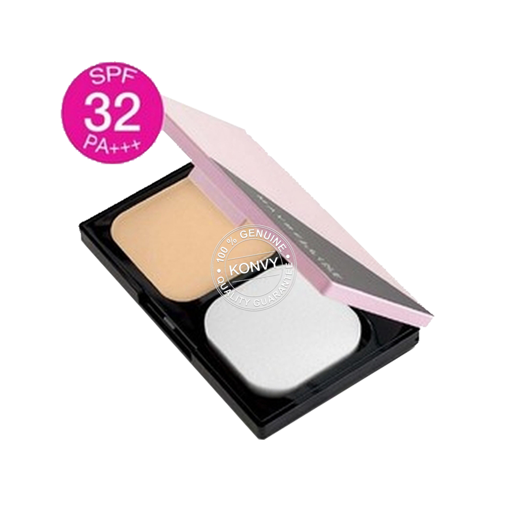 Maybelline New York Clear Smooth All In One Powder SPF32/PA+++ 9g #03 Natural
