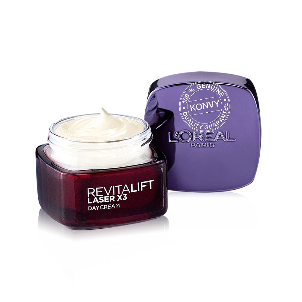 L'Oréal Paris Revitalift Laser X3 Day Cream 50ml