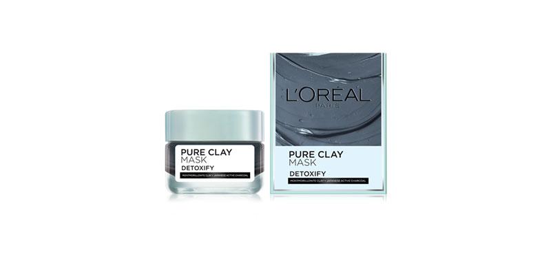 L'Oréal Paris Pure Clay Mask Detoxify 50g