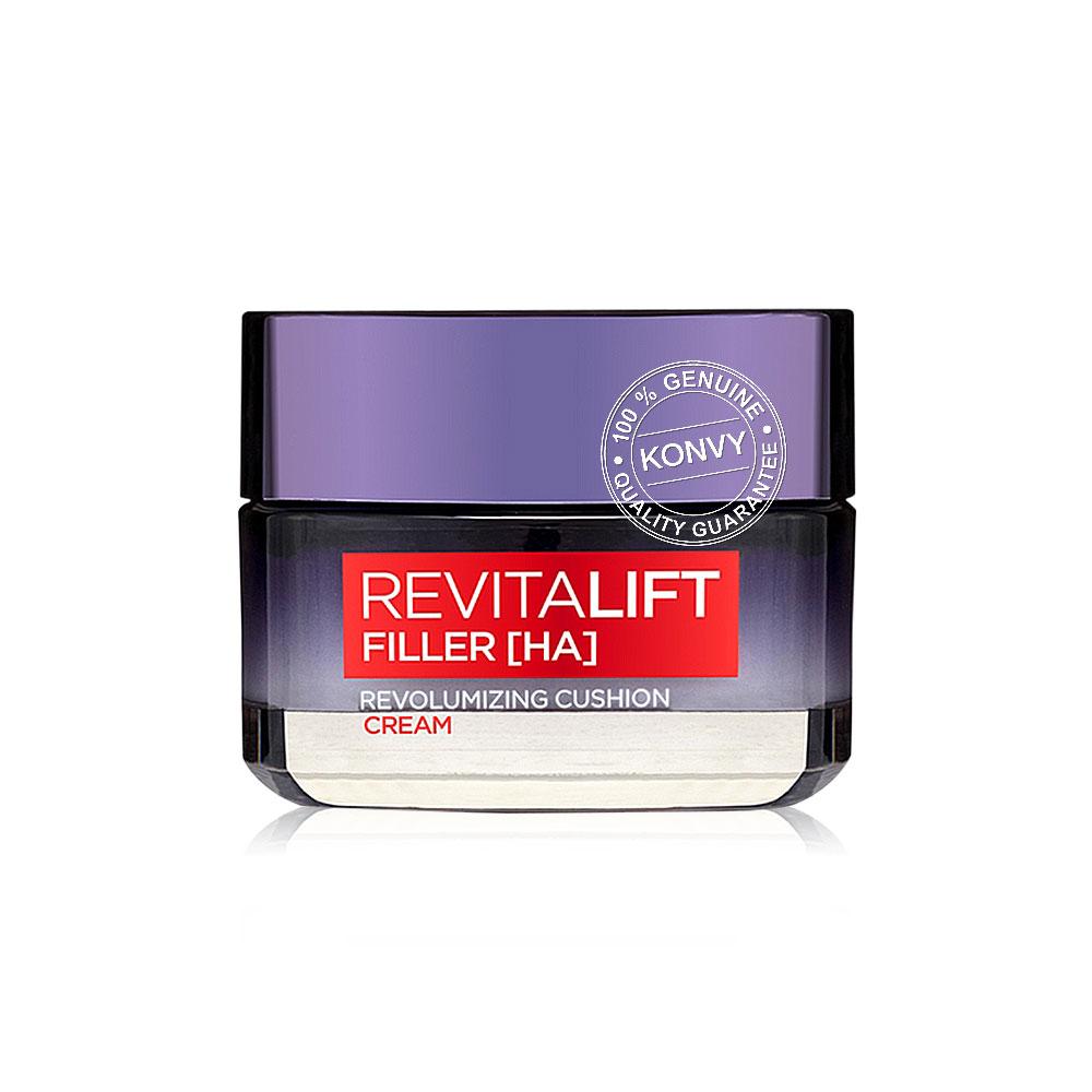 L'Oréal Paris Revitalift Filler Ha Revolumizing Cushion Cream 50ml