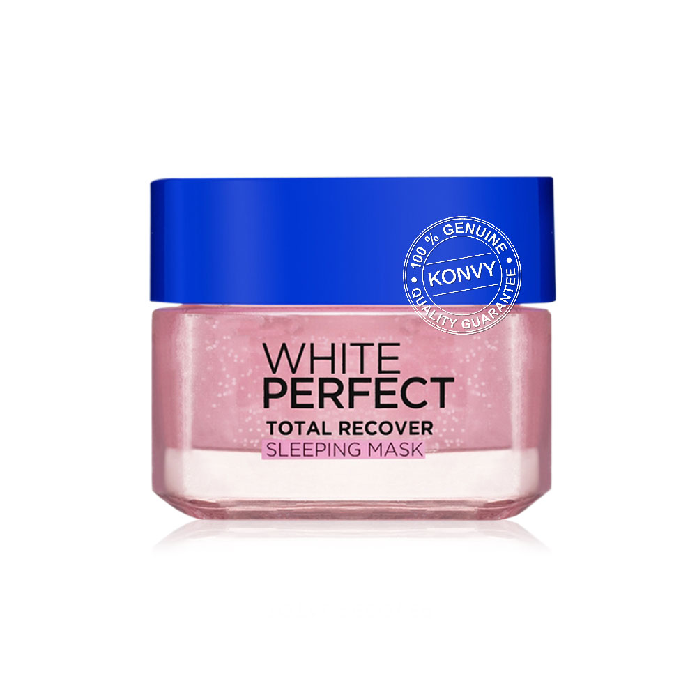 L'Oréal Paris White Perfect Total Recover Sleeping Mask 50ml