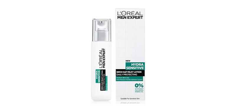 L'Oréal Paris Men Expert Hydra Sensitive Lotion 110ml