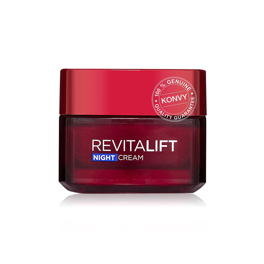 L'Oréal Paris Revitalift Night Cream Anti-Wrinkle + Firming 50ml