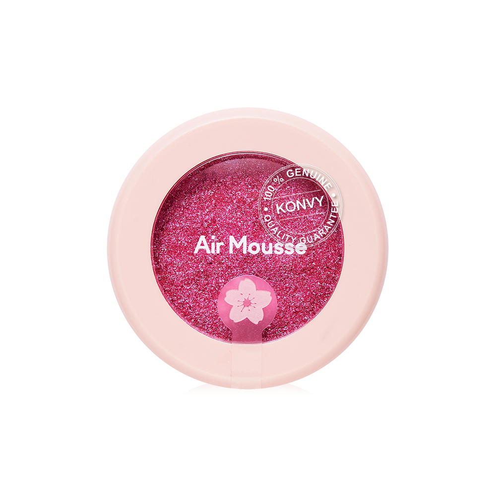 Etude House Air Mousse Eyes 1.5g #RD301 Blooming Red