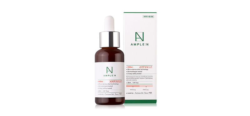 CoreanaLab Ample N VC Shot 30ml