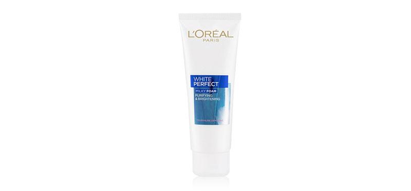 L'Oréal Paris White Perfect Milky Foam 100ml