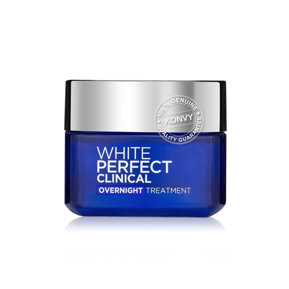 L'Oréal Paris White Perfect Clinical Overnight Treatment Expert Anti SpotWhitening 50ml
