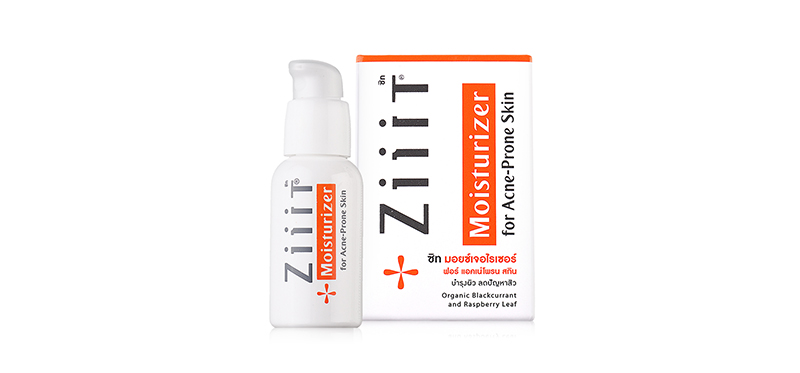 ZiiiT Moisturizer For Acne Prone Skin 30ml