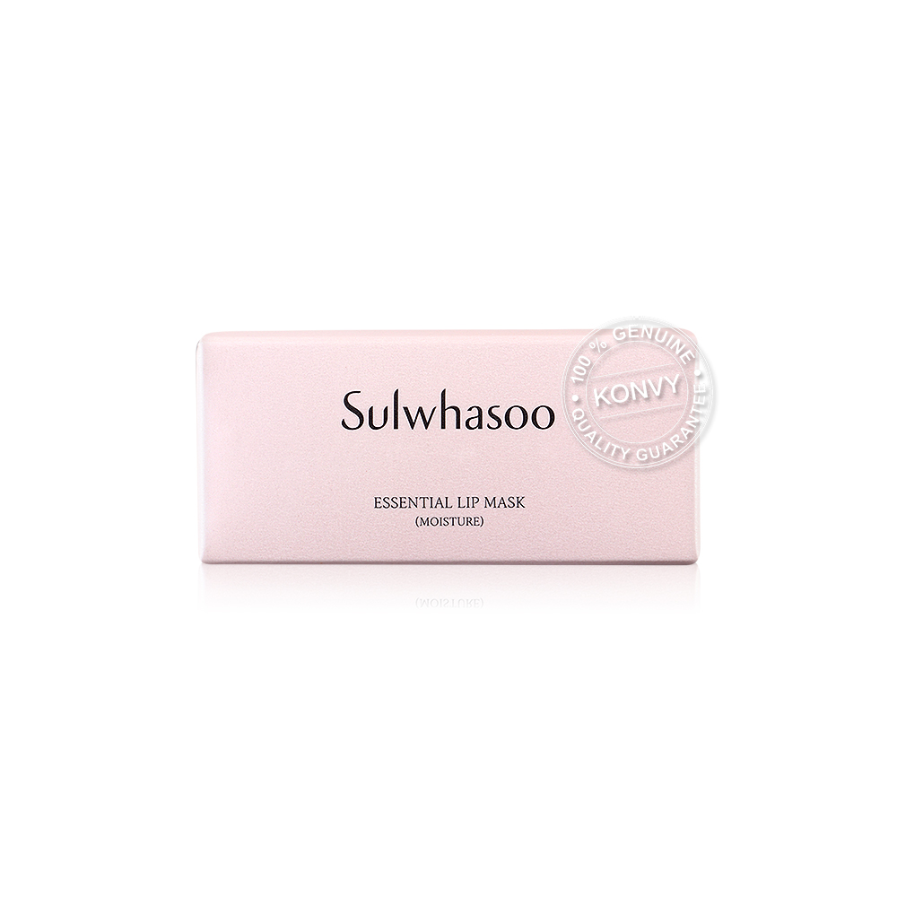 Sulwhasoo Essential Lip Mask (Moisture) 10g #Pink