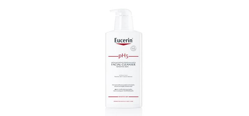 Eucerin pH5 Sensitive Skin Facial Cleanser 400ml