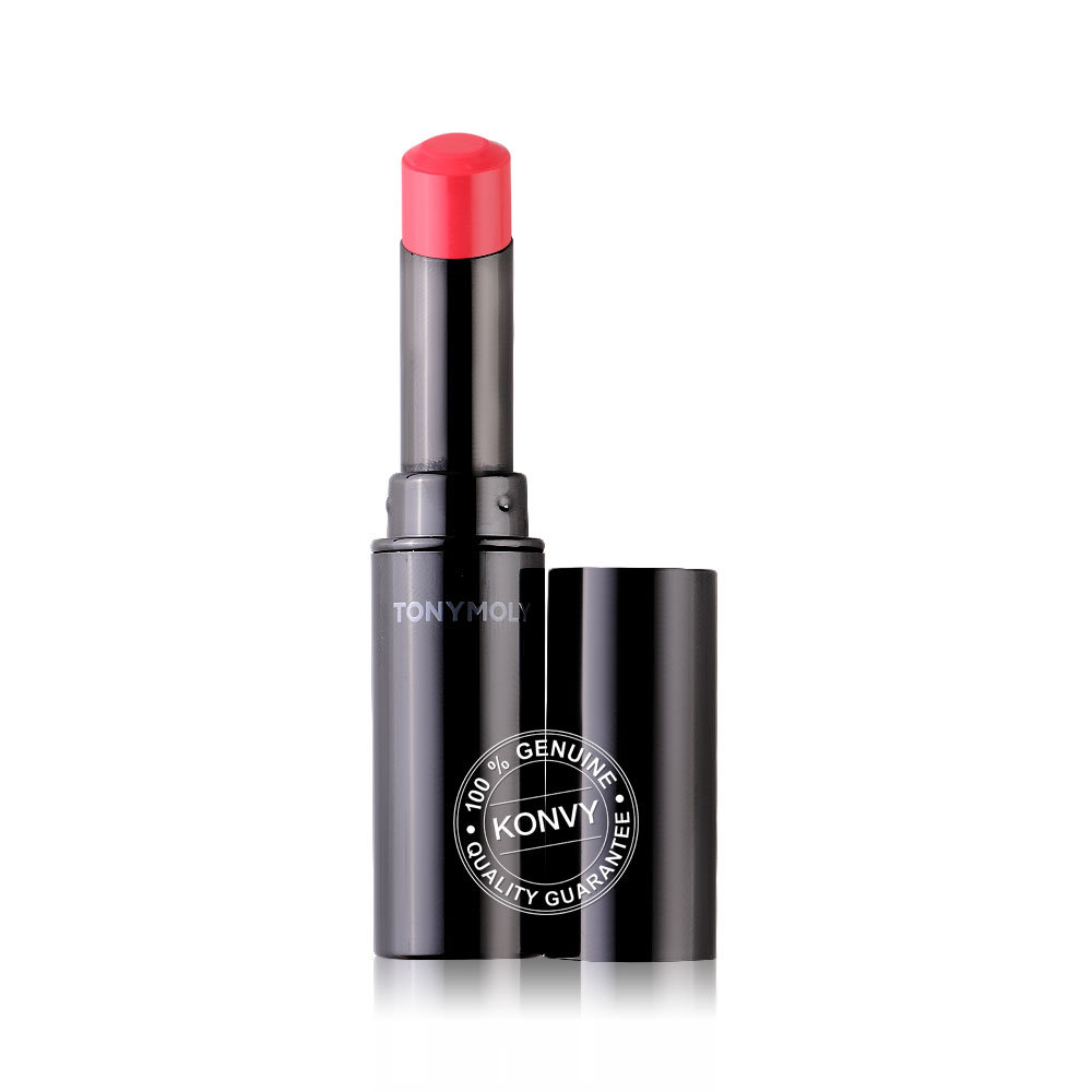 TONYMOLY Kiss Lover Style M 3.4g #RD05 Relenty Red