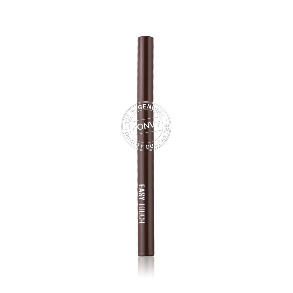 TONYMOLY Easy Touch Brush Eyeliner 1.7g #02 Brown ( สินค้าหมดอายุ : 2021.12 )