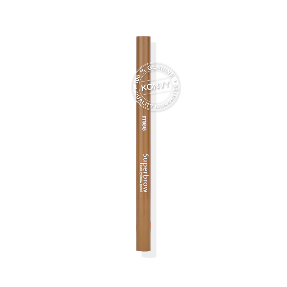 Mee Superbrow Auto Eyebrow Pencil  # 03 Light Brown
