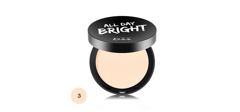 Malissa Kiss All Day Bright Foundation Powder 8g #3