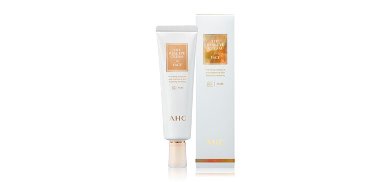 AHC The Real Eye Cream For Face (Pure) 60ml