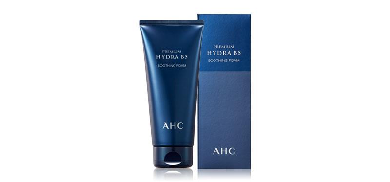 AHC Premium Hydra B5 Soothing Foam 180ml