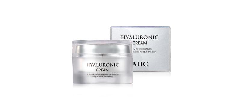AHC Hyaluronic Cream 50ml ( สินค้าหมดอายุ : 2020.12 )