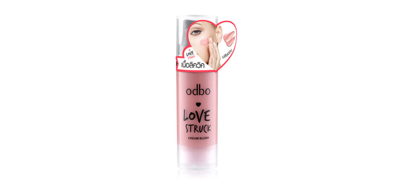 ODBO Love Struck Cream Blush 18ml #01