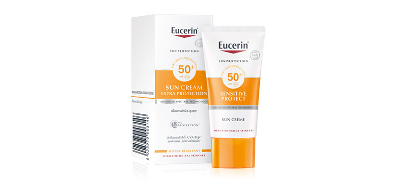 Eucerin Sun Cream Face SPF50+ 50ml