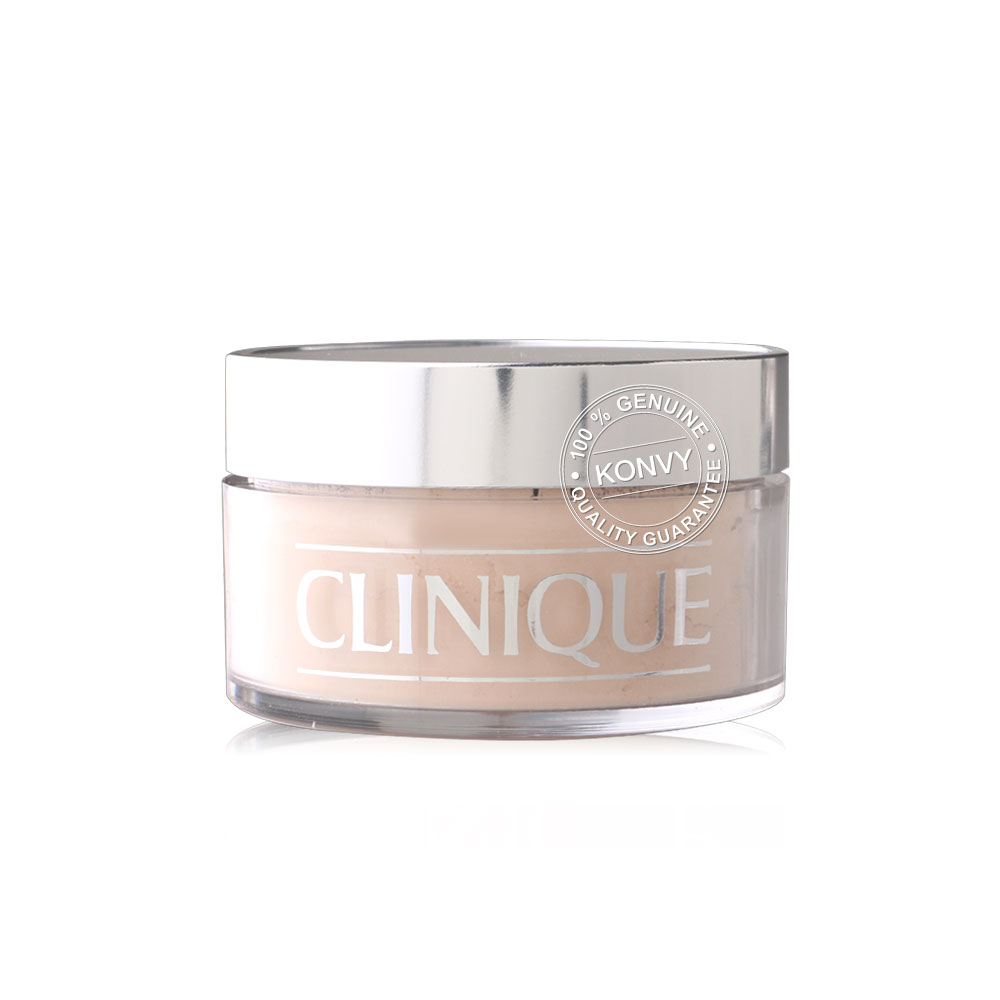 Clinique Blended Face Powder And Brush 35g #08 Transparency Neutral (MF)